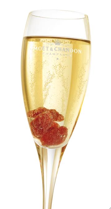 SOWINE_Moët & Chandon bulles de fruit fraise