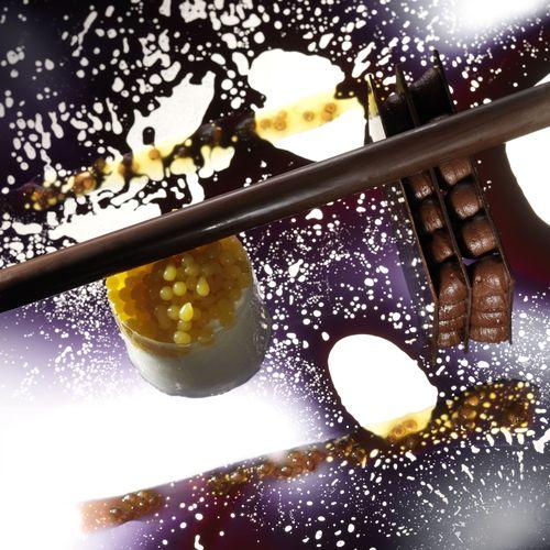Chocolat noir fruit de la passion © Mathilde de L'Ecotais